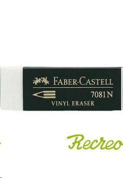 GOMA FABER CASTELL 7081N VINYL ERASER