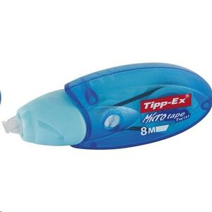 CORRECTOR TIPP-EX MICRO TAPE TWIST 8M AZUL