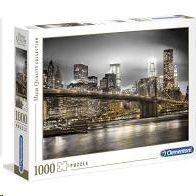 PUZZLE CLEMENTONI 1000 PIEZAS NEW YORK SKYLINE