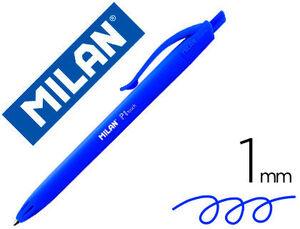 BOLIGRAFO P1 TOUCH MILAN AZUL