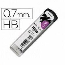 MINAS INOXCROM 0.7MM HB 12U