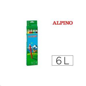 LAPICES ALPINO 6 LARGOS