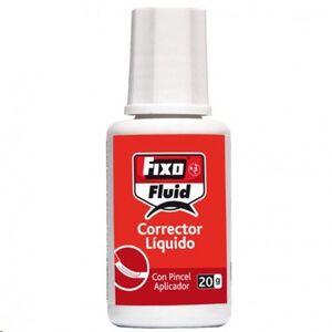 CORRECTOR LIQUIDO FIXO FLUID