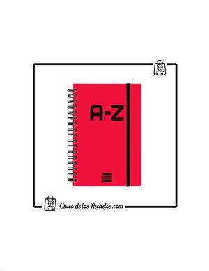 INDICE A-Z A5 MAGENTA