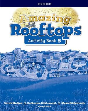 AMAZING ROOFTOPS 5 ACTIVITY BOOK PACK