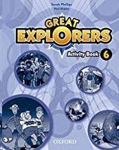 GREAT EXPLORERS 6 ACTIVITY BOOK