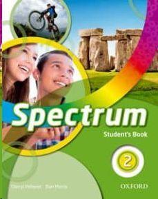 SPECTRUM 2ºESO STUDENT BOOK