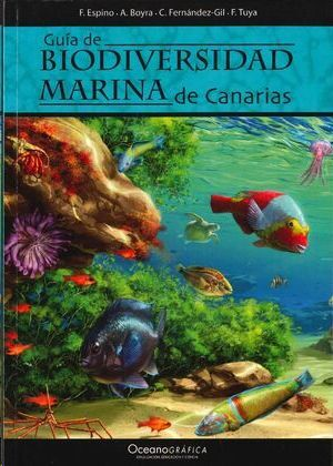 GUIA DE BIODIVERSIDAD MARINA DE CANARIAS
