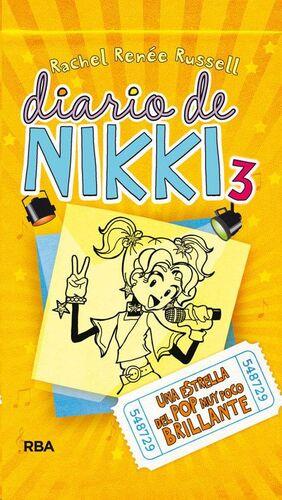 EL DIARIO DE NIKKI 3 UNA ESTRELLA DEL POP