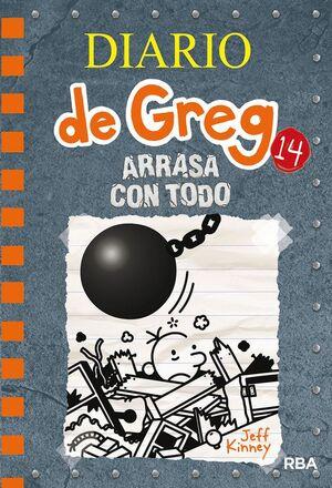 DIARIO DE GREG ARRASA CON TODO 14