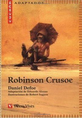 ROBINSON CRUSOE, EDUCACIÓN PRIMARIA. MATERIAL AUXILIAR