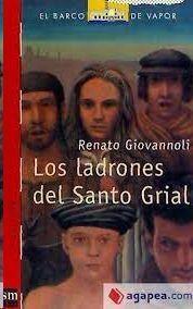 LOS LADRONES DEL SANTO GRIAL