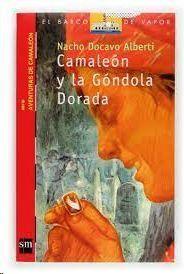 CAMALEÓN Y LA GÓNDOLA DORADA