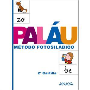 MÉTODO FOTOSILÁBICO, EDUCACIÓN INFANTIL, 4 AÑOS. CARTILLA 2. CUADERNO