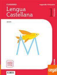 LENGUA CASTELLANA, , 1 PRIM, 2TRI, SHC (PAUTA)
