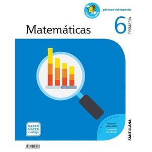 6PRI MATEMATICAS SHC ED19