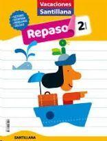 2PRI VACACIONES DE REPASO CAST ED20