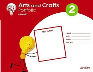 ARTS AND CRAFTS 2, PUPIL