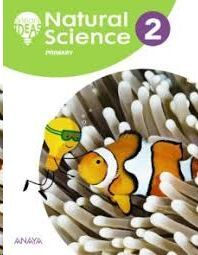 NATURAL SCIENCE, 2 PRIMARY, PUPIL