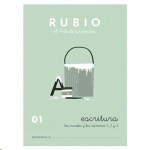 ESCRITURA RUBIO, N. 01