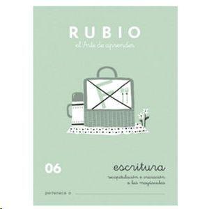 ESCRITURA RUBIO, N. 06