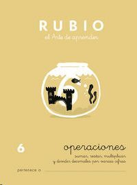 PROBLEMAS RUBIO, N  6