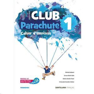 CLUB PARACHUTE 1, CAHIER D