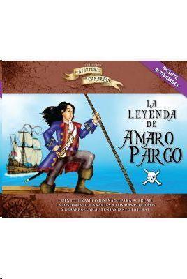 LA LEYENDA DE AMARO PARGO