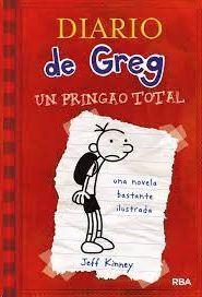 EL DIARIO DE GREG. UN PRINGAO TOTAL
